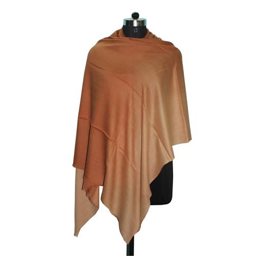 Wool Silk Ombre Scarve