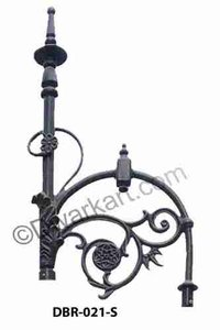 Jaquar Cast Iron Pole Bracket