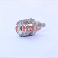 UHF FEMALE CRIMP TYPE RG 58 CONNECTOR