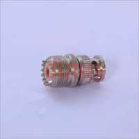 UHF FEMALE TO BNC MALE PLUG