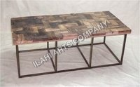 metal stainless steel table