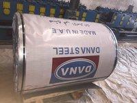 Galvanized steel GI coils ASTM A653M manufacturere in UAE Dubai