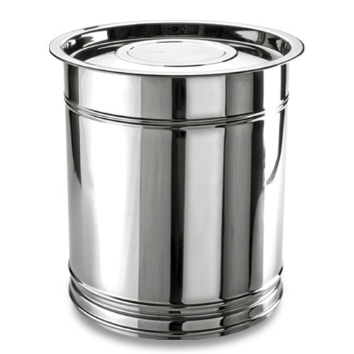 Stainless Steel Kitchen Drum