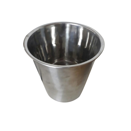 Domestic Stainless Steel Dustbin