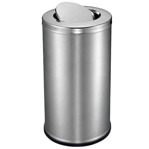 Swing Stainless Steel Dustbin