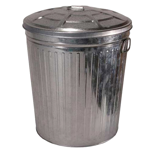 Stainless Steel Waste Dustbin