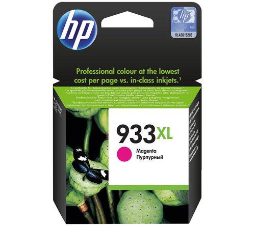 HP 933XL MAJENTA INK CARTRIDGE (CN055M)