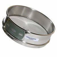 18 inches dia 20mm sieves set
