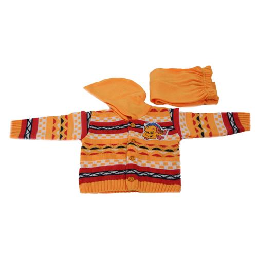 Kids Woolen Suit
