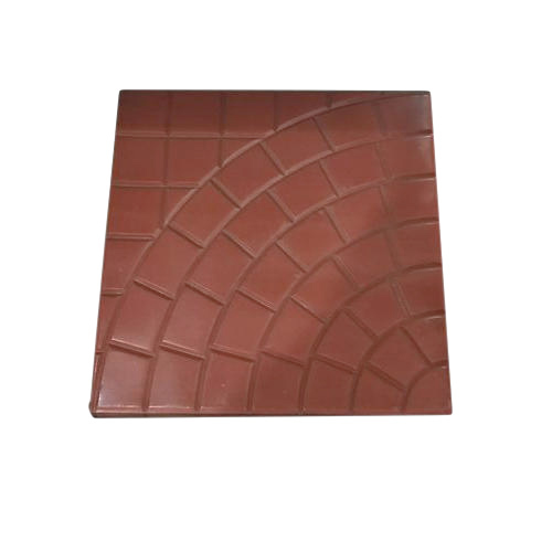 Concrete Chequered Tiles Moulds