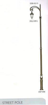 Roman Style Cast Iron Street Pole