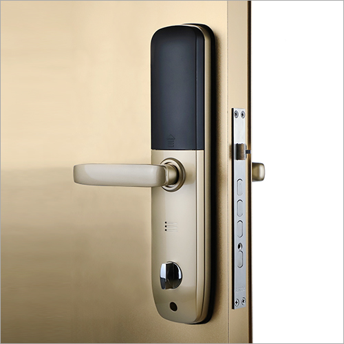 Intelligent Biometric Digital Door Lock