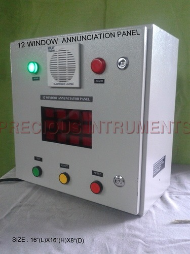 Fire Alarm Annunciator Panels
