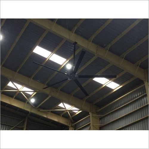 Big Industrial HVLS Fan