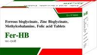 Ferrous Bisglycinate Tablet