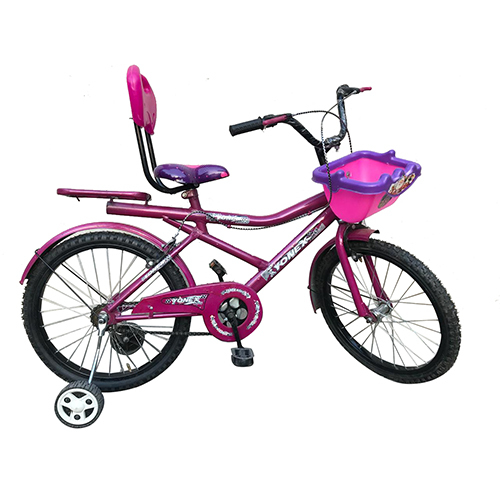 Pink Kids Bicycles