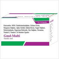 Glucosamine and Multivitamin Tablet