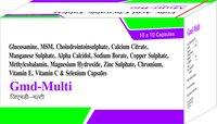 Glucosamine and Multivitamin Tablet
