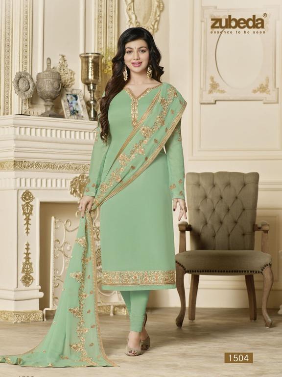 Punjabi Designer Work Suits