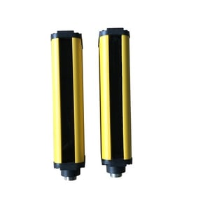 SZD series safety light curtain cross-sectional area:35*50*L mm