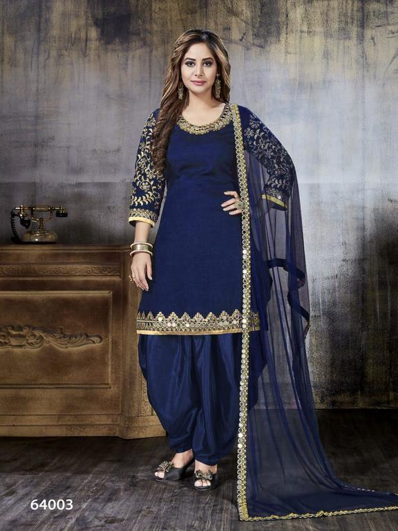Beautiful Punjabi Suits