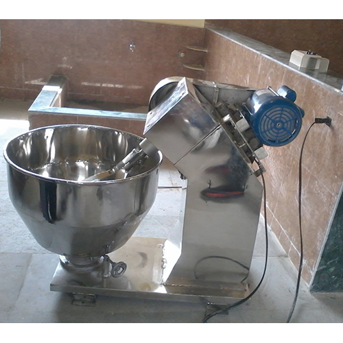 Semi Automatic Dough Kneading Machine