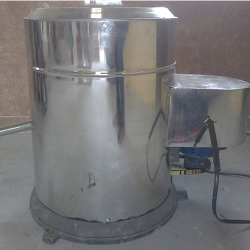 Potato Wafer Dryer Machine