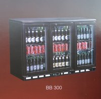 Celfrost Three Door Back Bar Chiller (BB-300)