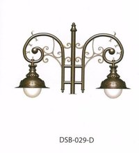 Malvis Cast Iron Street Bracket