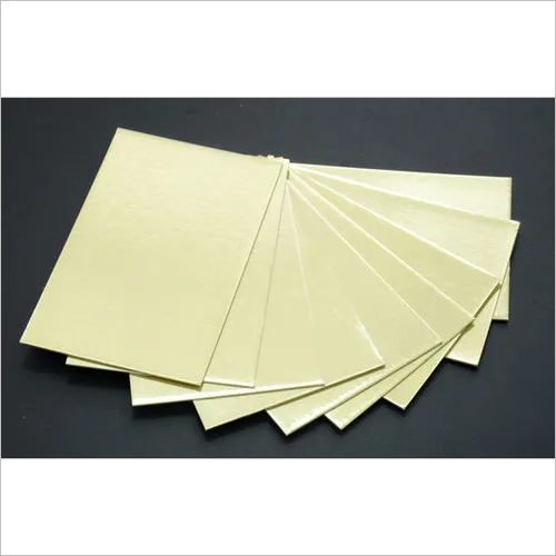 Duplex Paper Board White Back