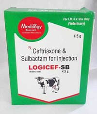 Ceftriaxone & Sulbactam Injection