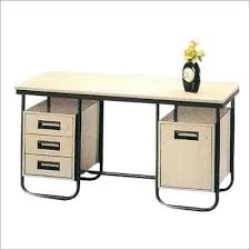 Stainless Steel Office Desk