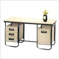Stainless Steel Office Desk