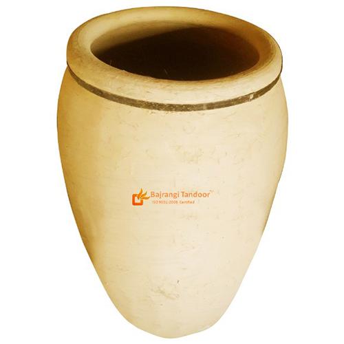 Long Type Clay Tandoor