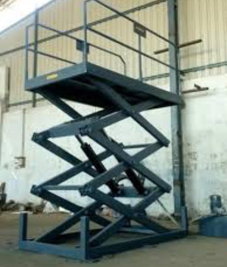 Scissor Lift - Scissor Lift Manufacturer, Service Provider