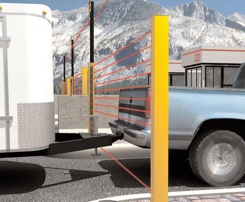 SZL Vehicle separation curtain