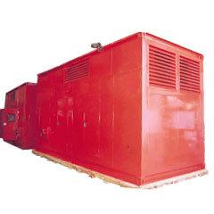 Acostic Enclosure For Compressor