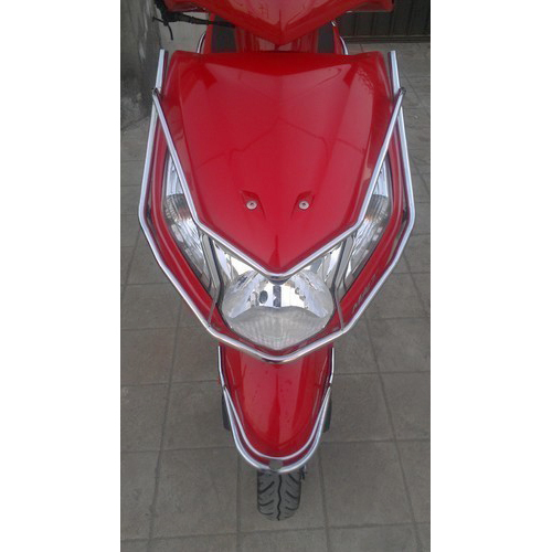 Two Wheeler Steel Guard