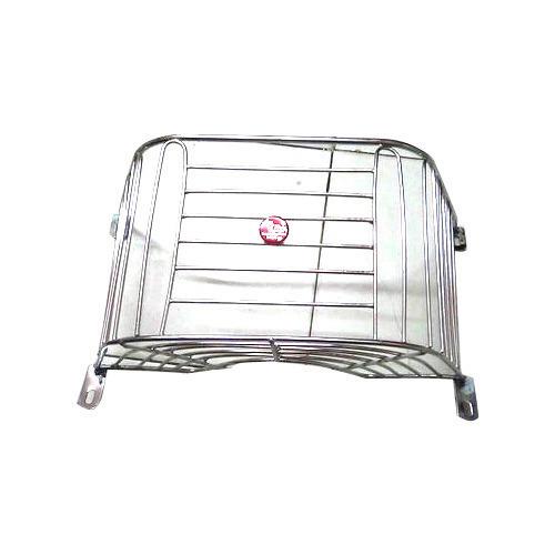 Two Wheeler Steel Basket