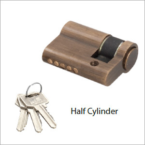 Euro Cylinders Brass Lock