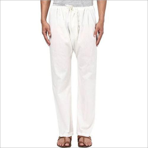 Mens Off White Pajama