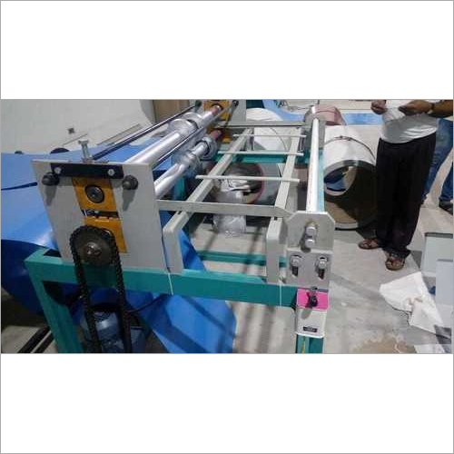 Roofing Sheet Slitting Machine