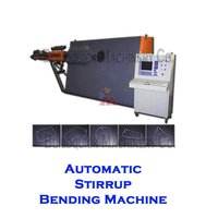 Automatic Stirrup Bending Machine BMC-ASB(2)