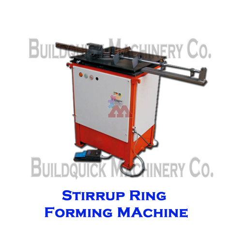 Stirrup Ring Forming Machine