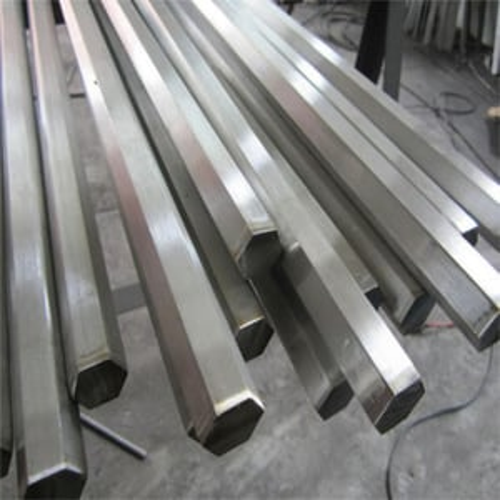 Hexagonal Steel Pipe