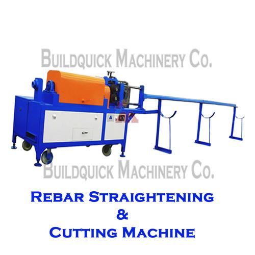 Rebar Straightening & Cutting Machine