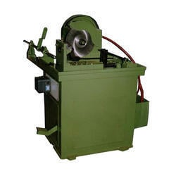 Foot Actuated Type Pipe Cutter Machine