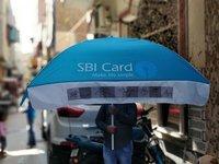 Square Promotional Umbrella