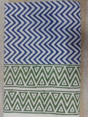 Block Print Cotton Bedsheet