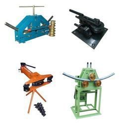 Roller Pipe Bending Machine